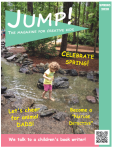 Spring 2020 issue of JUMP!